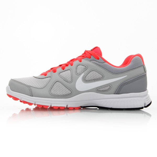 Spalding Running Shoes All Leather Upper
