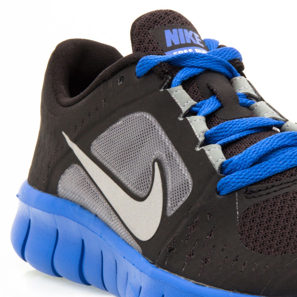 best service f6033 ba236 Nike Free Run 3 Blue marineinnovationservice.co.uk