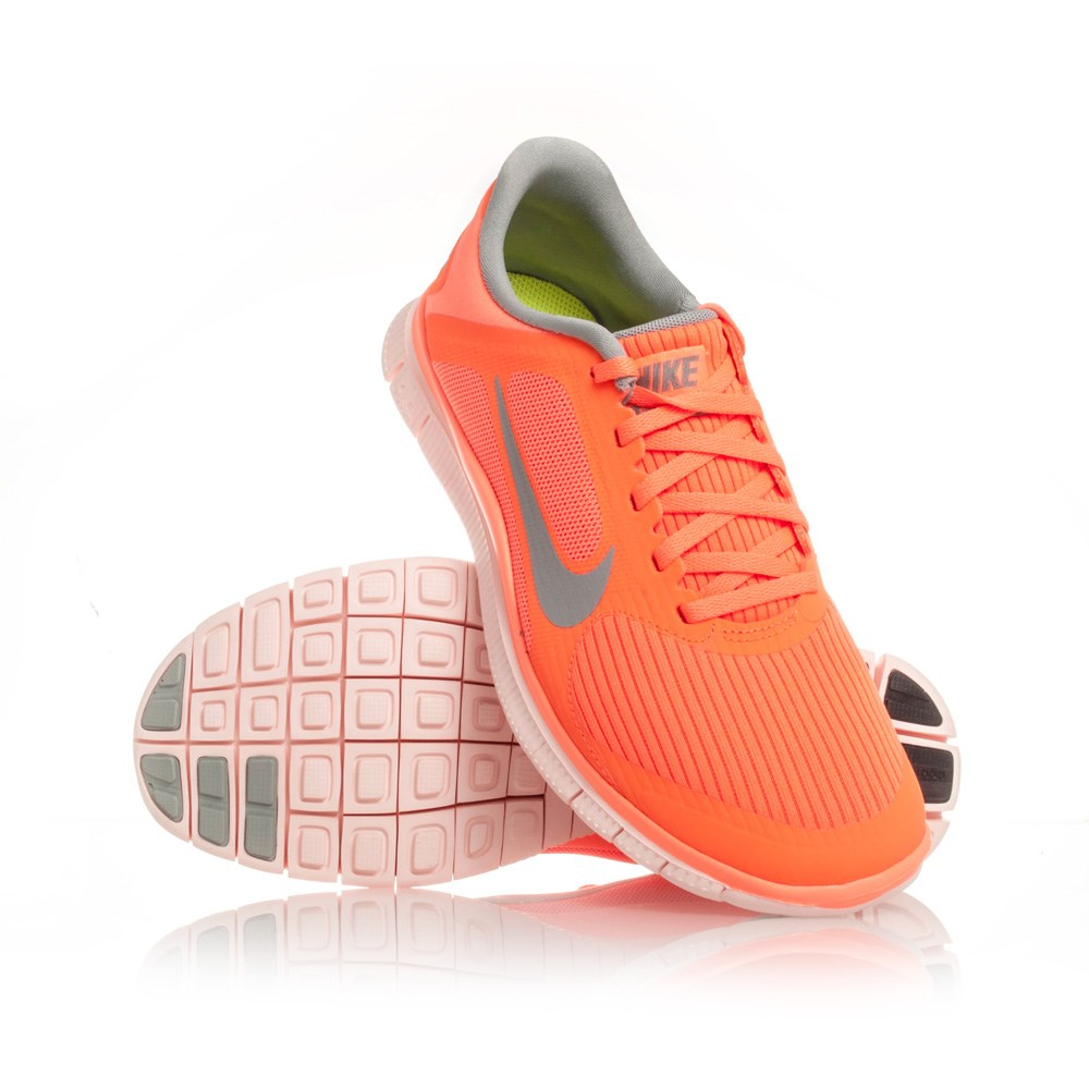 cheap for discount 8c4f8 27212 nike free 4.0 v3 orange